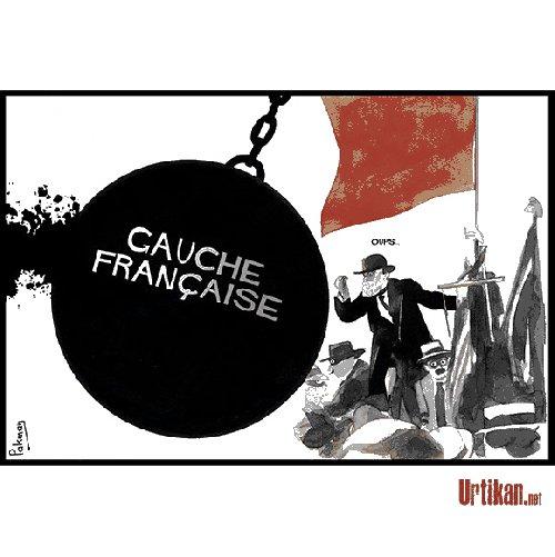 ▻ N°4 - Dessins humoristiques - Les GILETS JAUNES s'agitent et ...