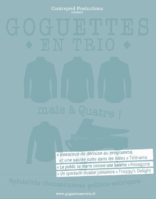 album les goguettes